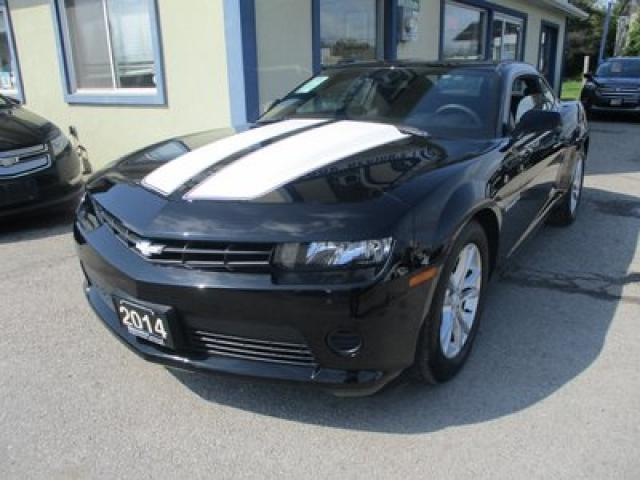 2014 Chevrolet Camaro SPORTY 2-LS COUPE EDITION 4 PASSENGER 3.6L - V6 - DOHC.. CD/AUX INPUT.. KEYLESS ENTRY..