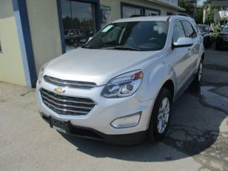 Used 2017 Chevrolet Equinox FUEL EFFICIENT LT EDITION 5 PASSENGER 2.4L - ECO-TEC.. ECON-PACKAGE.. HEATED SEATS.. BACK-UP CAMERA.. BLUETOOTH SYSTEM.. for sale in Bradford, ON
