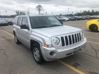 Used 2010 Jeep Patriot SPORT for sale in Toronto, ON
