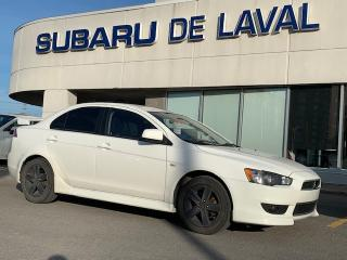 Used 2014 Mitsubishi Lancer SE Berline ** Toit ouvrant ** for sale in Laval, QC