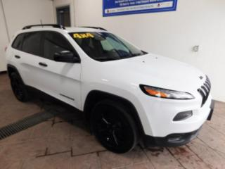 Used 2016 Jeep Cherokee Altitude for sale in Listowel, ON