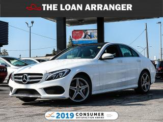 Used 2017 Mercedes-Benz C 300 for sale in Barrie, ON