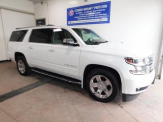 Used 2016 Chevrolet Suburban LTZ LEATHER SUNROOF DVD for sale in Listowel, ON