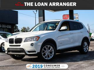 Used 2013 BMW X3 for sale in Barrie, ON