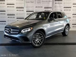 Used 2017 Mercedes-Benz GLC 300 4MATIC SUV for sale in Calgary, AB