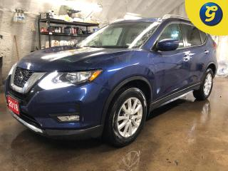 Used 2018 Nissan Rogue SV * AWD * Remote start * Double power sunroof * Steering assist * Blindspot assist * Cross traffic alert * Emergency braking system * Back up camera for sale in Cambridge, ON