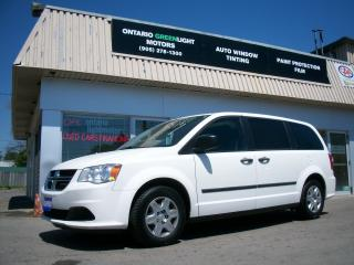 Used 2011 Dodge Grand Caravan CARGO,COMMERCIAL,SHELVES,DIVIDER,BOXES for sale in Mississauga, ON