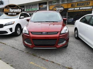 Used 2015 Ford Escape SE Navigation for sale in North York, ON