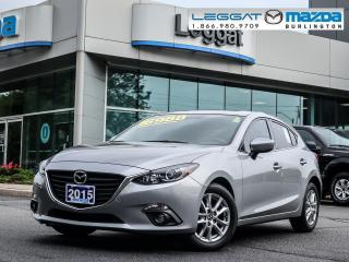 Used 2015 Mazda MAZDA3 GS - BLUETOOTH, MOONROOF, HEATED SEATS, REAR CAMERA for sale in Burlington, ON