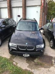 Used 2008 BMW X3 3.0I for sale in Guelph, ON