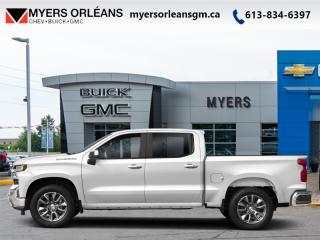 Used 2019 Chevrolet Silverado 1500 LT  - Leather Seats for sale in Orleans, ON