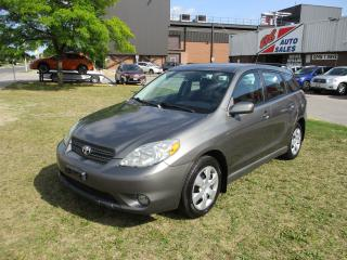 Used 2006 Toyota Matrix ~ AUTO ~ SAFETY INCLUDED for sale in Toronto, ON