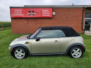 Used 2009 MINI Cooper Convertible for sale in London, ON