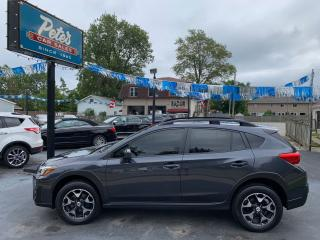 Used 2018 Subaru Crosstrek Sport AWD for sale in Dunnville, ON