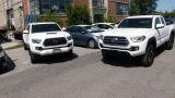 2019 Toyota Tacoma TRD SPORT  UP GRADED ROOF DEALER OWN TRUCK