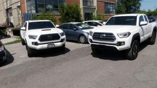 Used 2019 Toyota Tacoma TRD SPORT  UP GRADED ROOF DEALER OWN TRUCK for sale in Toronto, ON