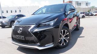 2017 Lexus NX F SPORT GORGEOUS