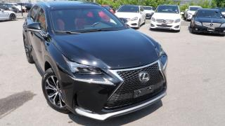 Used 2017 Lexus NX F SPORT GORGEOUS for sale in Toronto, ON