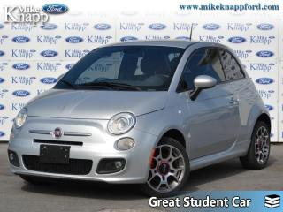 Used 2014 Fiat 500 Sport for sale in Welland, ON