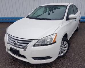 Used 2015 Nissan Sentra 1.8 S *AUTOMATIC* for sale in Kitchener, ON