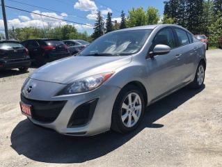 Used 2011 Mazda MAZDA3 i Touring for sale in Stouffville, ON