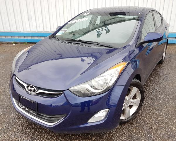 2013 Hyundai Elantra GLS *SUNROOF-HEATED SEATS*