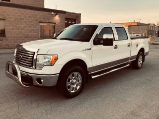 Used 2012 Ford F-150 XLT Super Crew 5.0 Litre 360HP for sale in Mississauga, ON
