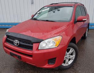 Used 2011 Toyota RAV4 4WD *SUNROOF* for sale in Kitchener, ON