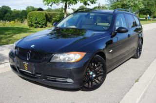 Used 2006 BMW 3 Series RARE / TOURING / SPORT PACKAGE / 6SPEED / STUNNING for sale in Etobicoke, ON