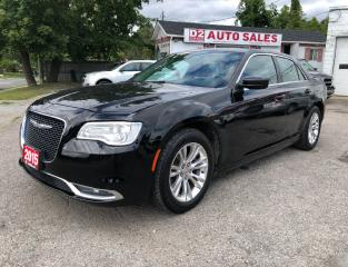 Used 2015 Chrysler 300 Touring/Comes Certified/Automatic/PanoRoof/Leather for sale in Scarborough, ON