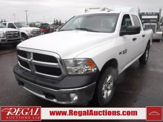 Used 2015 RAM 1500 SXT Crew CAB SWB 4WD 5.7L for sale in Calgary, AB