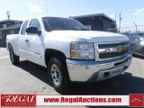 Photo of White 2013 Chevrolet SILVERADO 1500 LS CHEYENNE 4D EXTENDED CAB 4WD