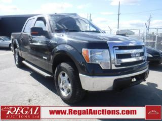 Used 2013 Ford F-150 4D SUPERCREW 4WD for sale in Calgary, AB