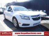 Photo of White 2012 Chevrolet Cruze