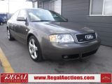 Photo of Gold 2003 Audi A6