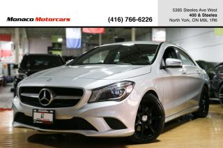 Used 2015 Mercedes-Benz CLA-Class CLA250 4MATIC - BLINDSPOT|PUSH START|NAVI|BACKUP for sale in North York, ON