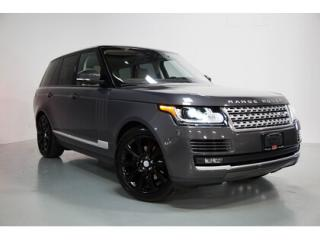 Used 2017 Land Rover Range Rover Pano   Fully Loaded   Digital Dash for sale in Vaughan, ON
