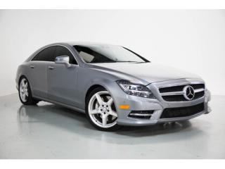 Used 2012 Mercedes-Benz CLS-Class CLS550 4MATIC   19 INCH AMG WHEELS for sale in Vaughan, ON