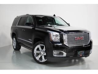 Used 2016 GMC Yukon Loaded   Ext Warranty   Cptn Chairs   HUD for sale in Vaughan, ON