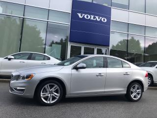 Used 2015 Volvo S60 T5 Premier Plus AWD for sale in Surrey, BC
