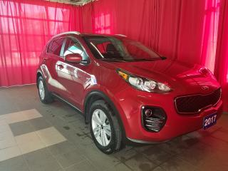Used 2017 Kia Sportage LX AWD | One Owner | + Snow Tires for sale in Listowel, ON