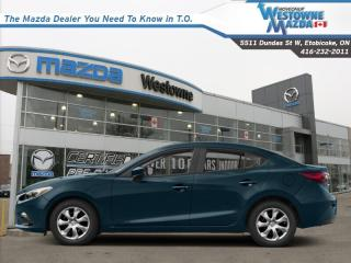 Used 2016 Mazda MAZDA3 GX -  Bluetooth - Low Mileage for sale in Toronto, ON