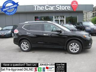 Used 2015 Nissan Rogue AWD SV sunroof HEATED SEAT bluetooth BACK CAMERA for sale in Winnipeg, MB
