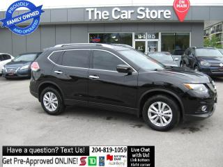 Used 2014 Nissan Rogue AWD SV SUNROOF heated seat BLUETOOTH backcam for sale in Winnipeg, MB