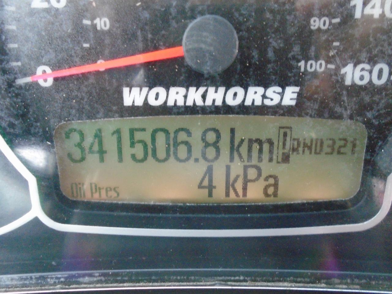 2007 Workhorse food truck