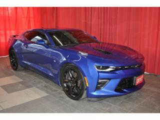 Used 2017 Chevrolet Camaro 2SS Coupe | Navigation | Performance Exhaust for sale in Listowel, ON