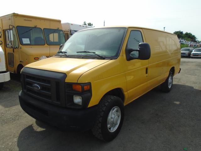 2008 Ford E250 Extended Cargo Van