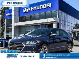 Used 2017 Hyundai Elantra GL - Low Mileage for sale in Surrey, BC