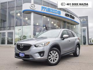 Used 2013 Mazda CX-5 GS|NO ACCIDENTS|FINANCING AVAILABLE for sale in Mississauga, ON