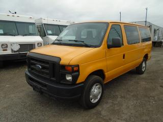 Used 2011 Ford E350 12 passanger for sale in Mississauga, ON